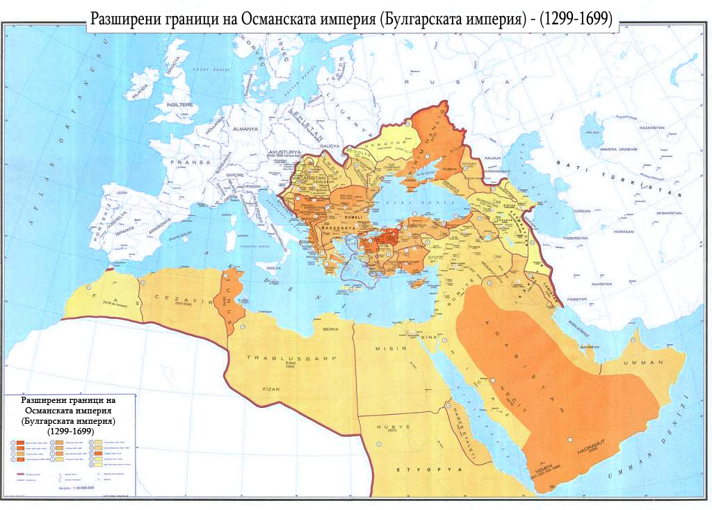 Ottoman-Empire-Map
